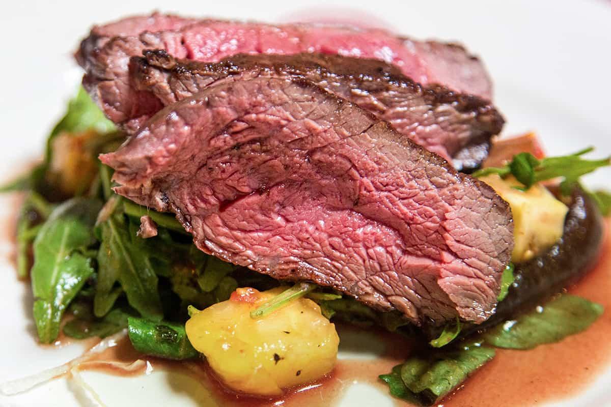 Air Fryer Roast Beef Love Food Not Cooking