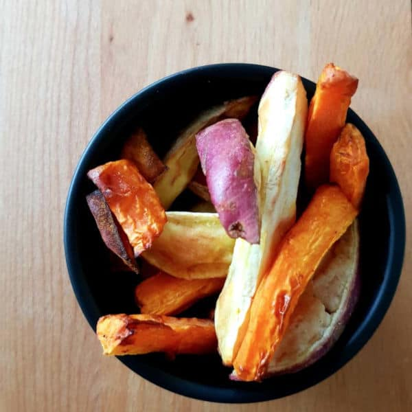 Air Fryer Roast Vegetables