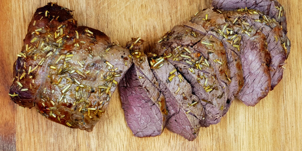 Air fryer roast beef tenderloin