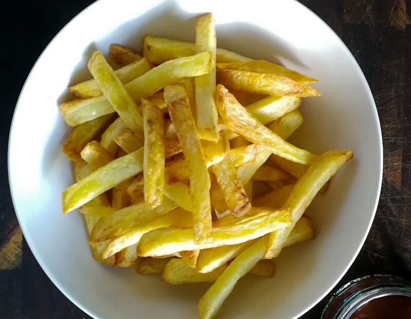 Air Fried French Fries