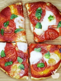 Air Fryer Pizza