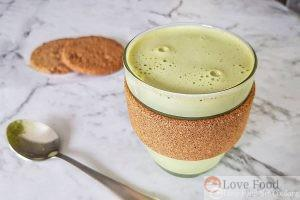 Easy Matcha Latte