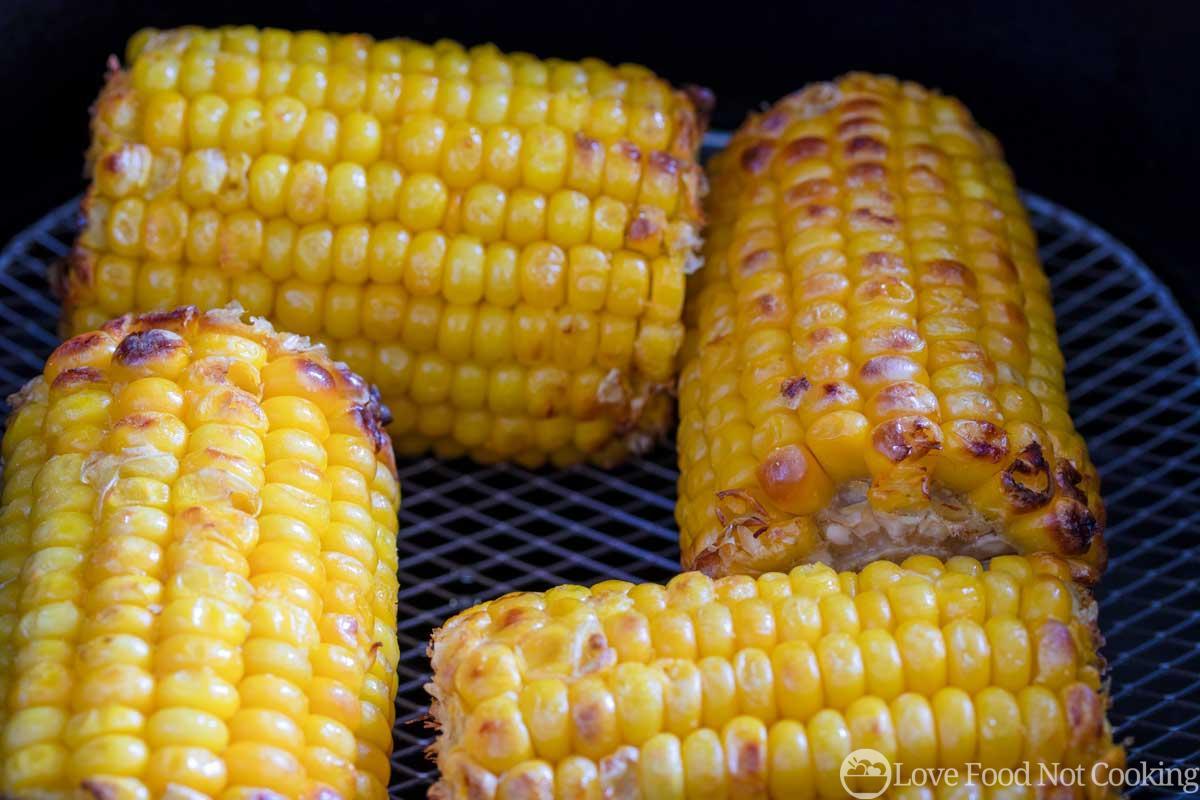 corn in air fryer